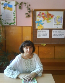 Процишин Ірина Володимирівна