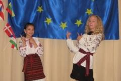 Літературно-музична композиція «Зустріч з Європою»