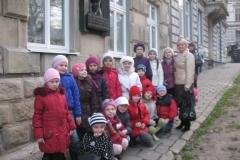 Екскурсія в музей С.Крушельницької