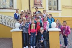 Екскурсії учнів 3-х класів вулицями рідного міста