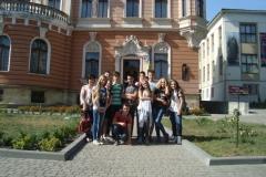 Відвідання Національного музею імені Андрея Шептицького учнями 6Б та 9А класів