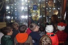 Екскурсія учнів 2-х класів у музей етнографії та художнього промислу