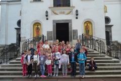Екскурсія учнів 3-х класів на тему «Духовна скарбниця Львова»