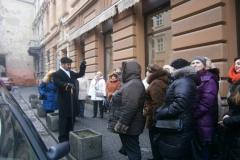 Екскурсії педагогічних працівників школи на тему «Легенди древнього Львова»
