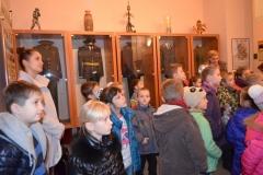 Екскурсія учнів 2А класу у музей Львівського державного університету безпеки життєдіяльності