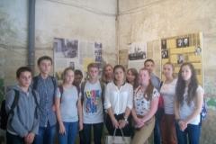Екскурсія учнів 10А класу у Національний музей-меморіал пам'яті жертв окупаційних режимів «Тюрма на Лонцького»