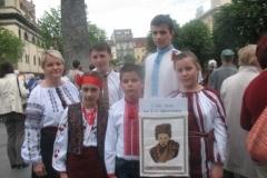 Співпраця з Товариством української мови