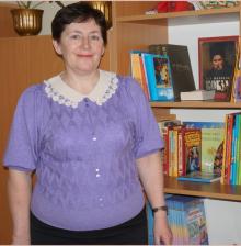 Штельма Ірина Михайлівна